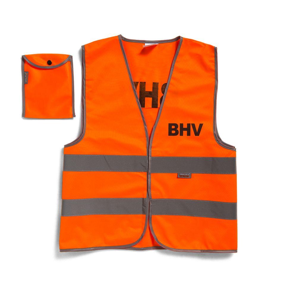 bhv-vest-tasje-oranje