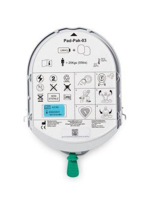 HeartSine Samaritan elektroden