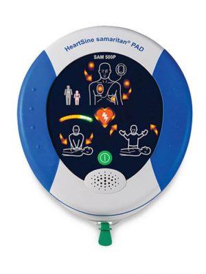HeartSine Samaritan PAD 500P