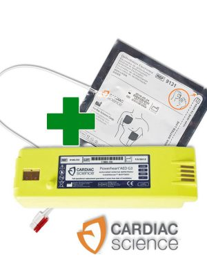 Cardiac Science Powerheart Voordeelset