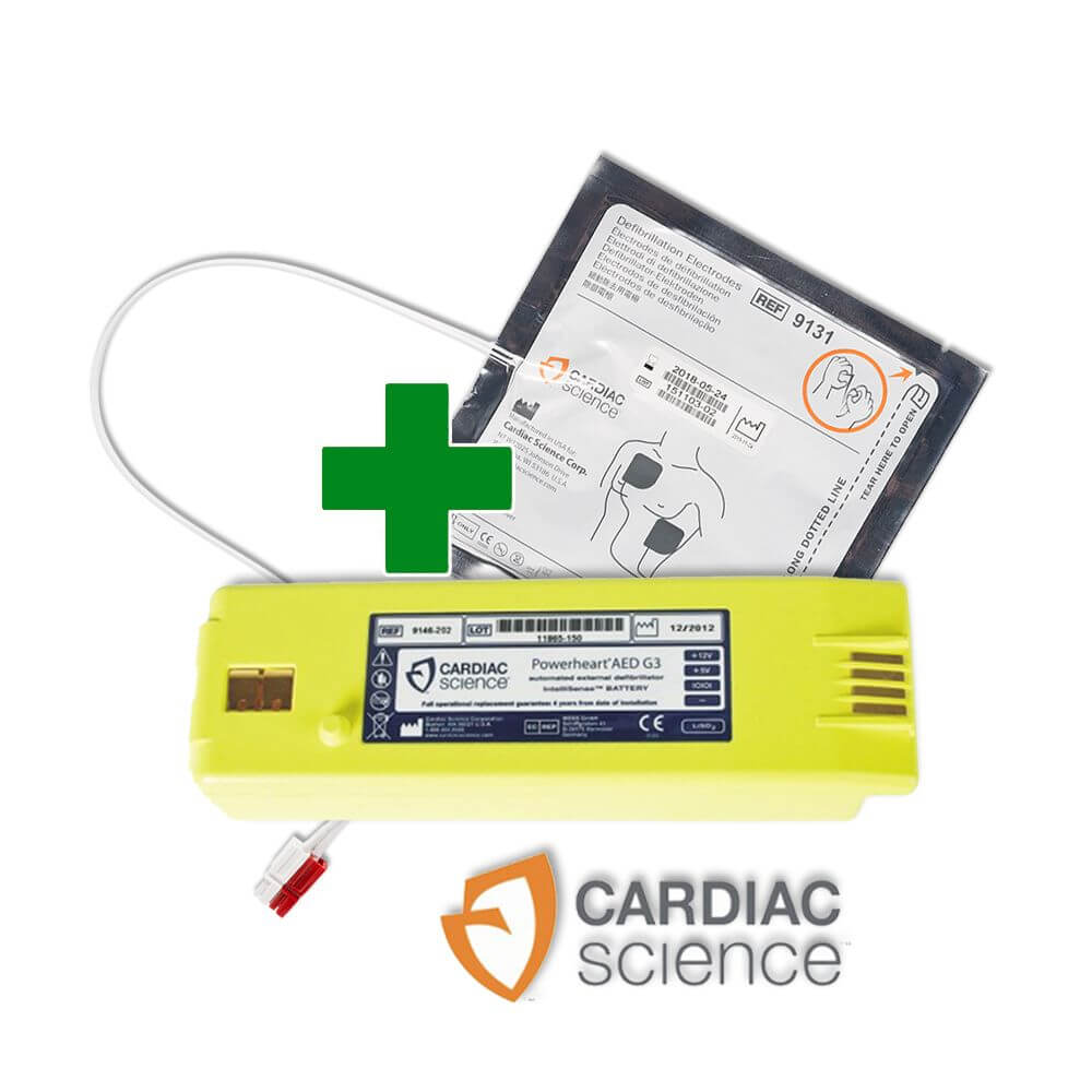 Cardiac Science Elektroden