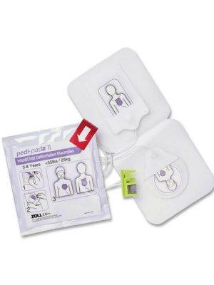 Zoll Pedi-Padz II kinder-elektroden