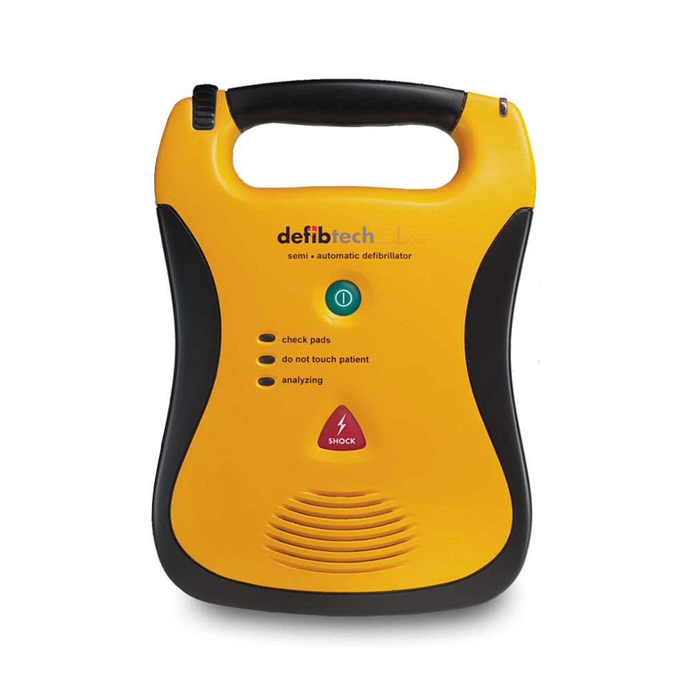 AED apparaten