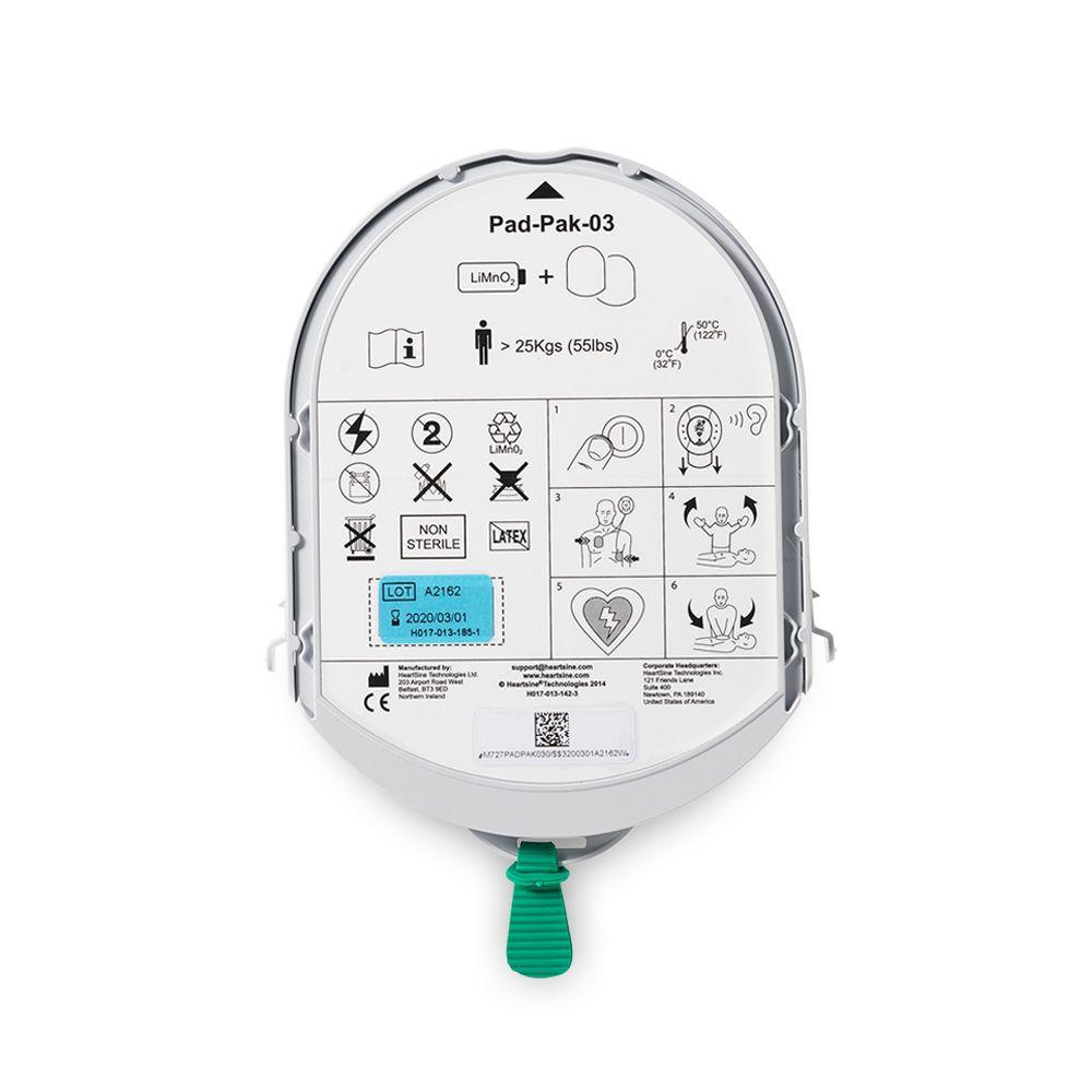 Batterij Heartsine Samaritan PAD AED's