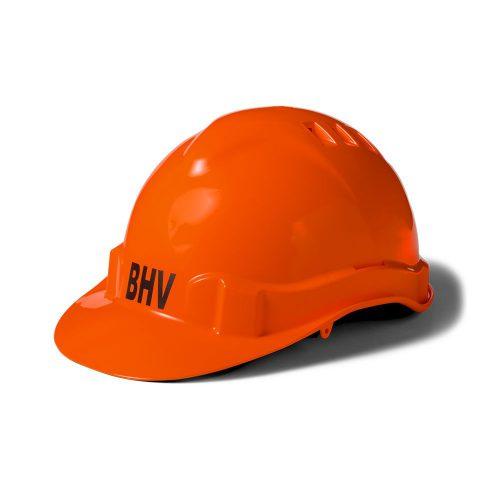 veiligheidshelm-oranje-bhv