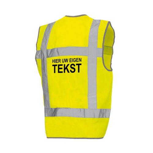 vlamvertragend-vest-geel-back-tekst