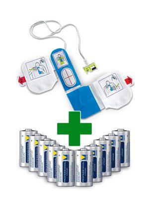 Batterij Zoll AED's